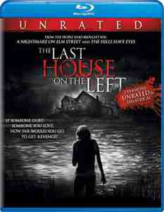 The Last House on the Left Blu-ray