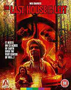 The Last House On The Left Limited Edition Blu-ray