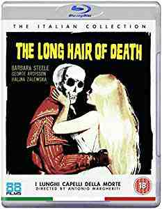 The Long Hair of Death Blu-ray