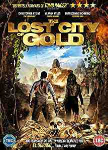 The Lost City of Gold DVD