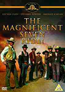 The Magnificent Seven Ride! DVD