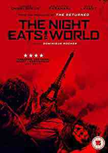 The Night Eats The World DVD