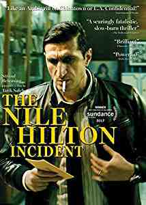 The Nile Hilton Incident DVD