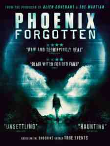 The Phoenix Forgotten DVD