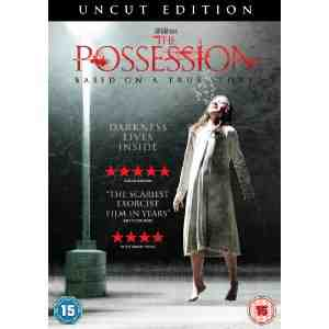 The Possession Uncut Edition DVD