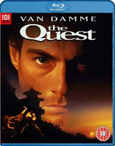 The Quest Blu-ray