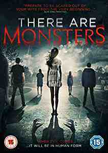 There Are Monsters DVD