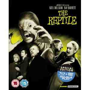 The Reptile DOUBLE PLAY DVD