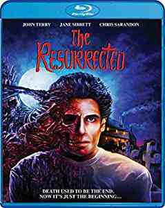 The Resurrected Blu-ray