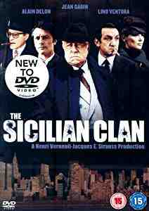 The Sicilian Clan DVD