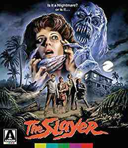 The Slayer DVDBlu-rayCombo