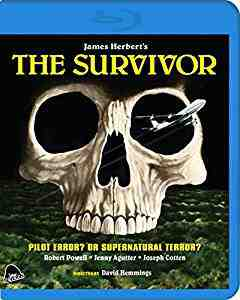 The Survivor Blu-ray