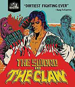 The Sword and the Claw Blu-ray