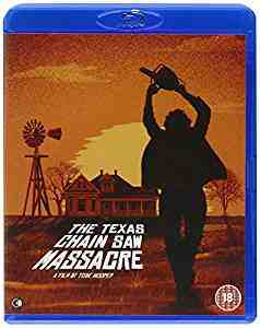 The Texas Chain Saw Massacre: 40th Anniversary Restoration - 2 Disc Standard Edition Blu-ray