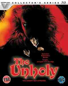 The Unholy Blu-ray