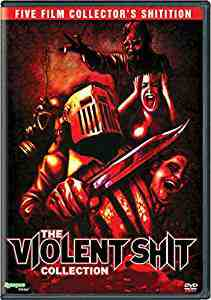 The Violent Shit Collection DVD