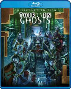 Thir13en Ghosts Blu-ray
