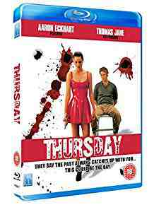 Thursday Blu Ray Blu-ray