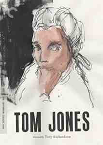 Tom Jones The Criterion Collection DVD