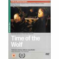 Time of the Wolf DVD cover