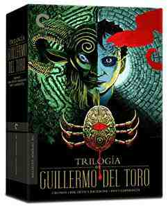 Trilog a Guillermo Labyrinth Criterion Collection