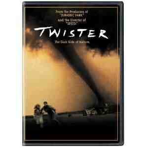 Twister DVD Region US NTSC