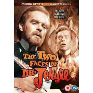 Two Faces Dr Jekyll DVD