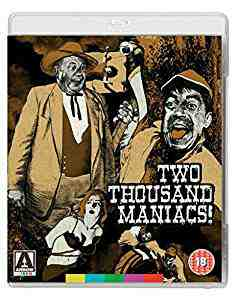 Two Thousand Maniacs! Blu-ray