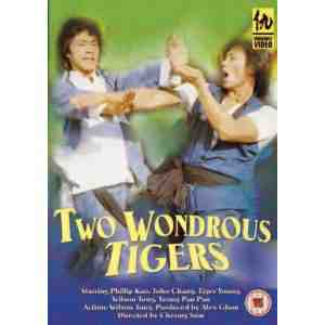 Two Wondrous Tigers DVD