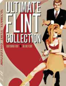 Ultimate Flint Collection Region NTSC