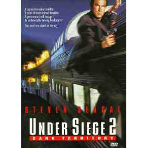 Under Siege Region Import NTSC