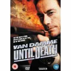 Until Death DVD Jean Claude Damme