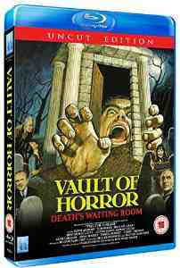 Vault Horror Blu ray UK Release