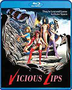 Vicious Lips Blu-ray