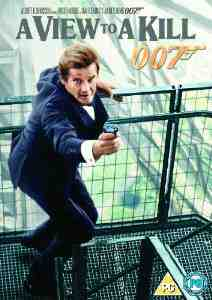 View Kill DVD Roger Moore