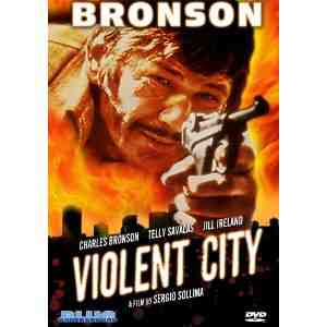 Violent City DVD Region NTSC