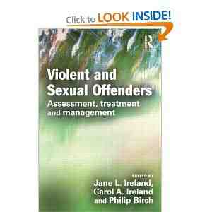 Violent Sexual Offenders Assessment Management