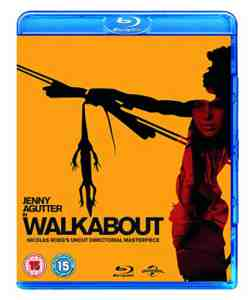 Walkabout Blu-ray