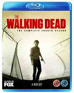 Walking Dead Season Blu ray