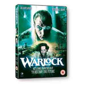 Warlock DVD Julian Sands
