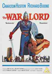 War Lord DVD Charlton Heston