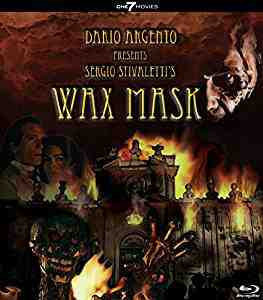 Wax Mask Blu ray Robert Hossein