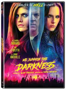 We Summon The Darkness DVD