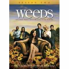 Weeds Season 2 DVD cover