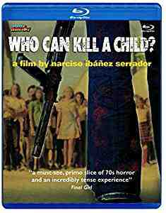 Who Can Kill a Child? Blu-ray