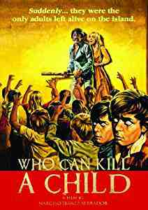 Who Can Kill a Child? DVD