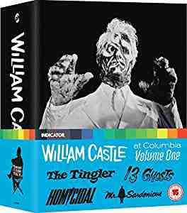 William Castle at Columbia Volume One Blu-ray