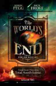 Worlds End DVD Simon Pegg