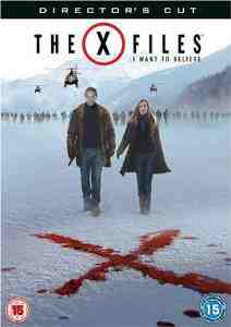 X Files Want Believe 1 Disc DVD