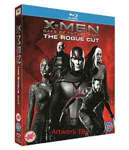 X Men Days Future Rogue Blu ray